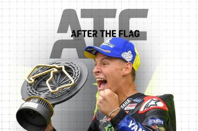 GP de Grande-Bretagne : L'After the Flag en intégralité