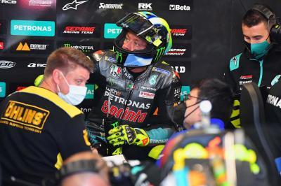 Wie haben die Fahrer das zwölfte Saisonrennen erlebt?