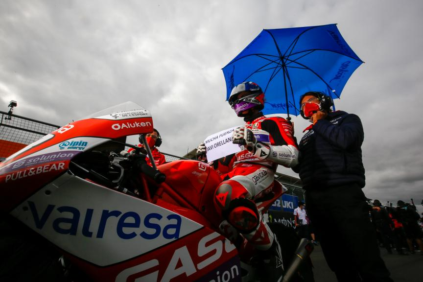 Izan Guevara, Valresa GASGAS Aspar Team, Monster Energy British Grand Prix