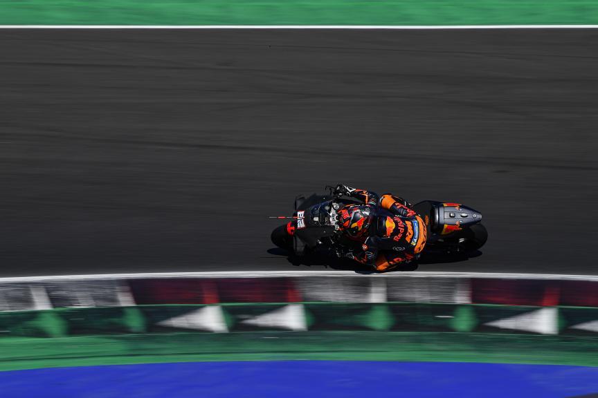 Mika Kallio, Red Bull KTM Factory Racing, Misano Private Test