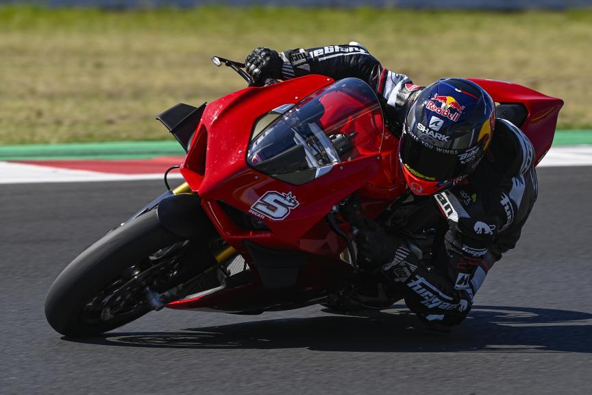 Johann Zarco, Pramac Racing, Misano Private Test