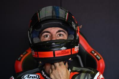 Paolo Bonora commenta l'adattamento di Viñales alla RS-GP