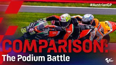 Comparison: The Podium Battle