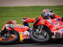 Best shots of MotoGP, Monster Energy British Grand Prix