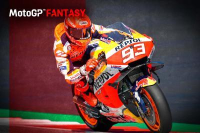 MotoGP™ Fantasy: ¿Ha llegado el momento de Marc Márquez?