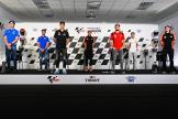 Press-Conference, Gran Premio TISSOT de Aragón