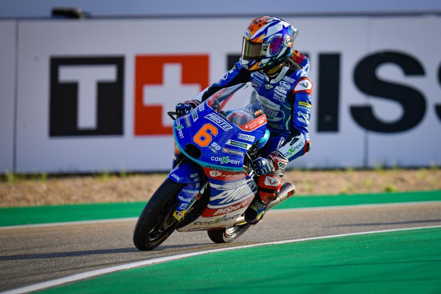 Ryusei Yamanaka, CarXpert PruestelGP, Gran Premio TISSOT de Aragón