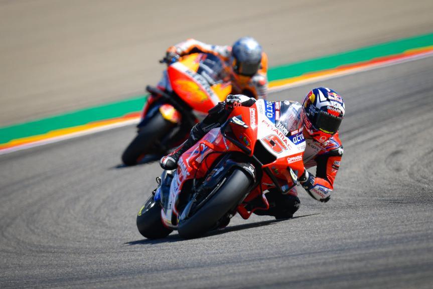 Johann Zarco, Pramac Racing, Gran Premio TISSOT de Aragón