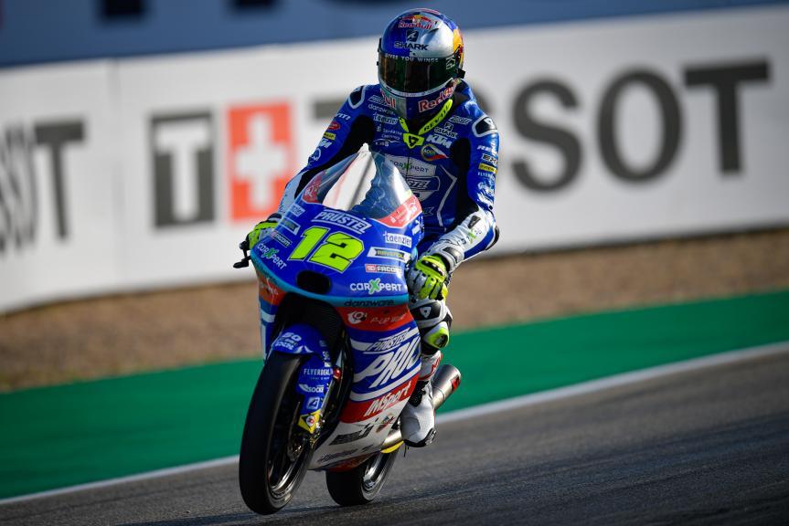 Filip Salac, CarXpert PruestelGP, Gran Premio TISSOT de Aragón
