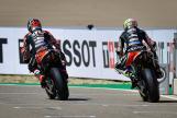 Maverick Viñales, Aleix Espargaro, Aprilia Racing Team Gresini, Gran Premio TISSOT de Aragón