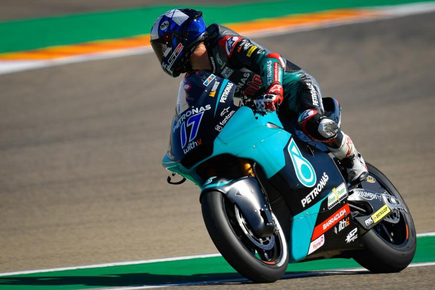 John Mcphee, Petronas Sprinta Racing, Gran Premio TISSOT de Aragón
