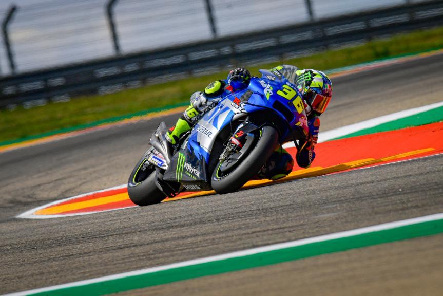 Joan Mir, Team Suzuki Ecstar, Gran Premio TISSOT de Aragón