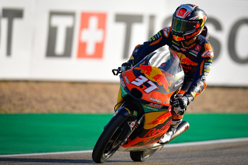 Pedro Acosta, Red Bull KTM Ajo, Gran Premio TISSOT de Aragón