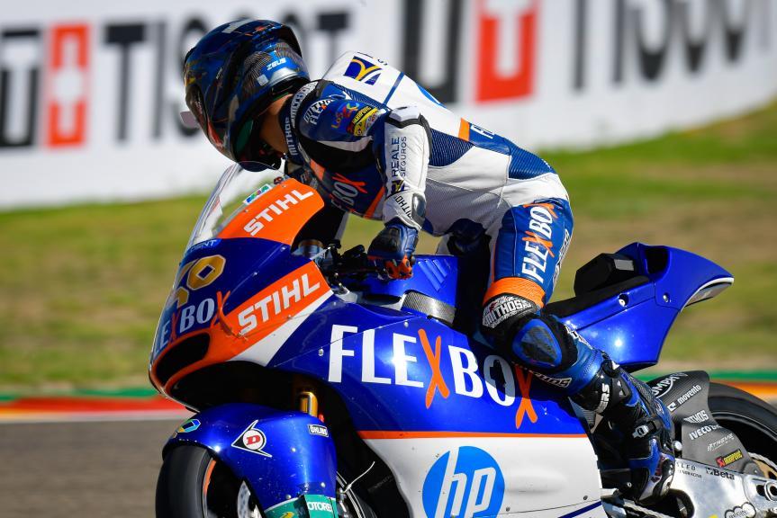 Hector Garzo, FlexBox Hp40, Gran Premio TISSOT de Aragón
