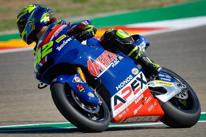 Marcos Ramirez, American Racing, Gran Premio TISSOT de Aragón