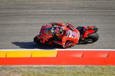 ¿Es de nuevo Ducati una amenaza en Aragón?