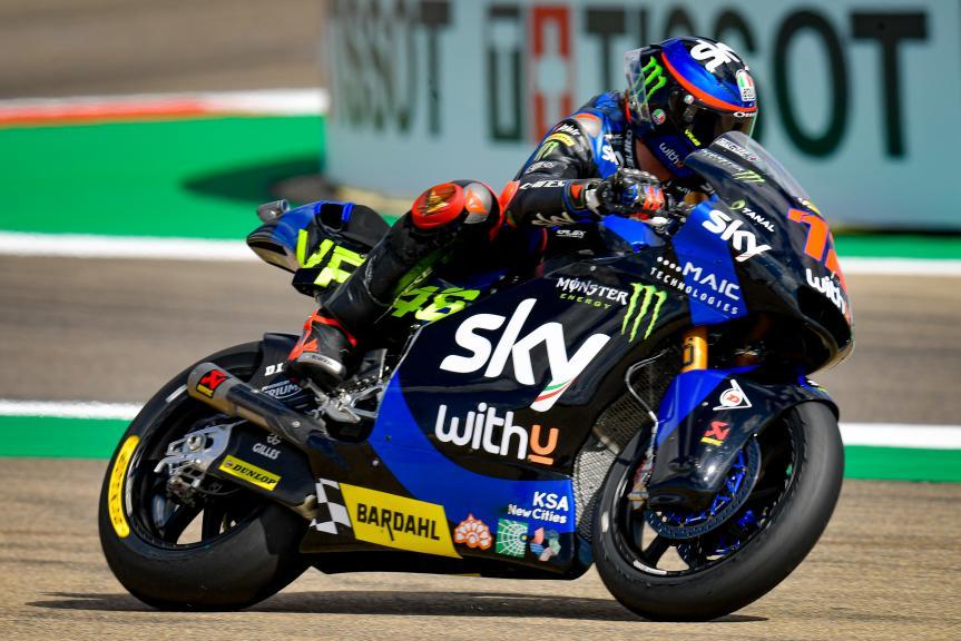 Marco Bezzecchi, Sky Racing Team VR46, Gran Premio TISSOT de Aragón
