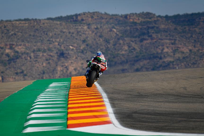 Alex Marquez, LCR Honda CastrolHonda, Gran Premio TISSOT de Aragón