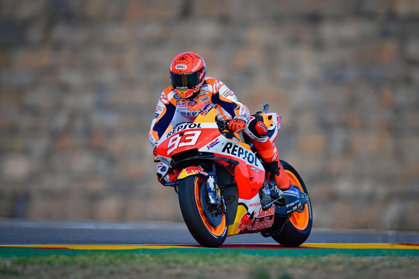Marc Marquez, Repsol Honda Team, Gran Premio TISSOT de Aragón