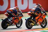 Jaume Masia, Pedro Acosta, Red Bull KTM Ajo, Gran Premio TISSOT de Aragón