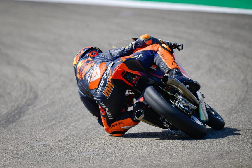 Jaume Masia, Red Bull KTM Ajo, Gran Premio TISSOT de Aragón