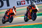 Brad Binder, Danilo Petrucci, Gran Premio TISSOT de Aragón