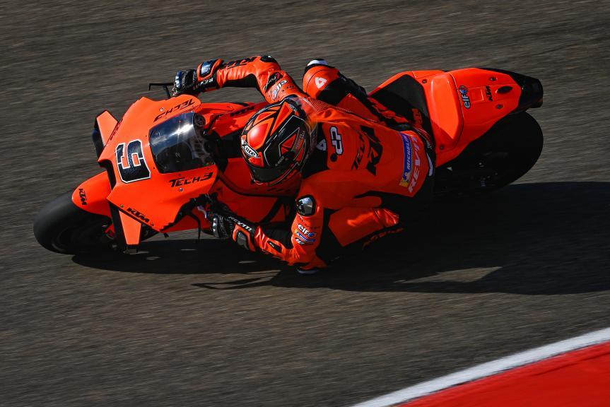 Danilo Petrucci, Tech3 KTM Factory Racing, Gran Premio TISSOT de Aragón