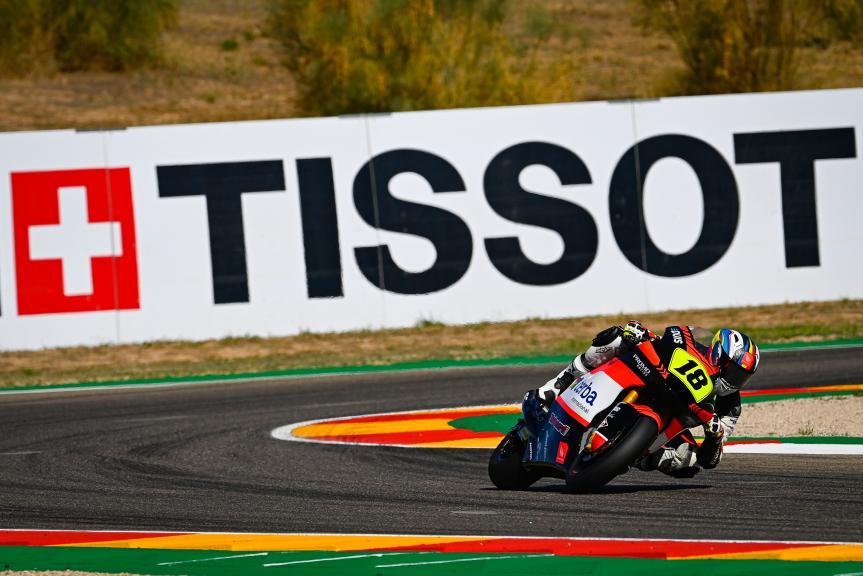 Xavier Cardelus, Cerba Promoracing Team, Gran Premio TISSOT de Aragón