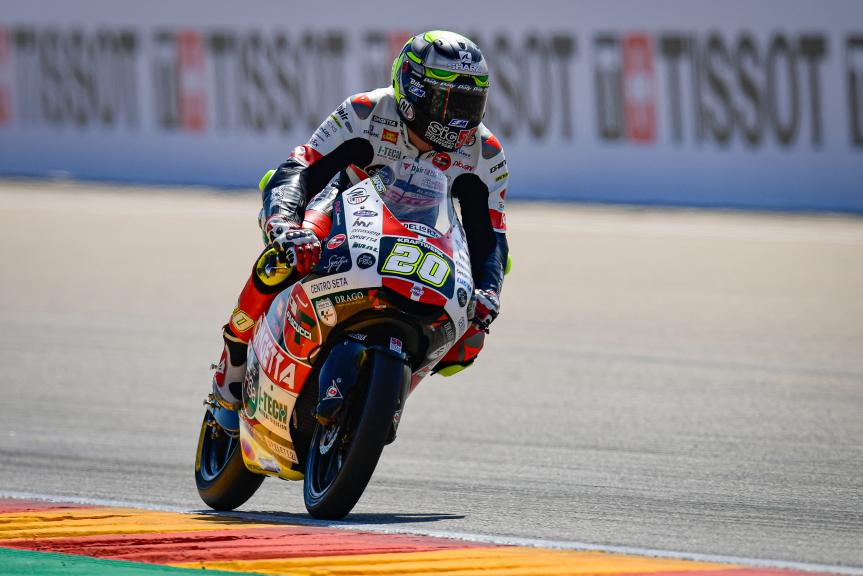 Lorenzo Fellon, Sic58 Squadra Corse, Gran Premio TISSOT de Aragón