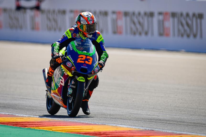 Niccolo Antonelli, Avintia VR46, Gran Premio TISSOT de Aragón