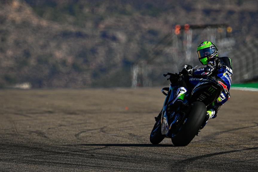 Cal Crutchlow, Monster Energy Yamaha MotoGP, Gran Premio TISSOT de Aragón