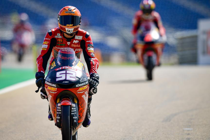 Jeremy Alcoba, Indonesian Gresini Racing Moto3, Gran Premio TISSOT de Aragón