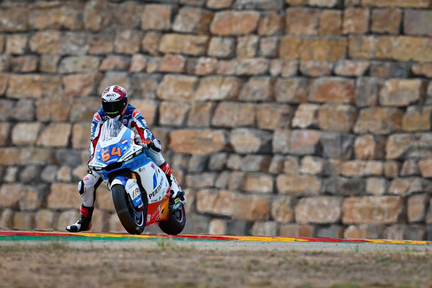 Bo Bendsneyder, Pertamina Mandalika Sag Team, Gran Premio TISSOT de Aragón