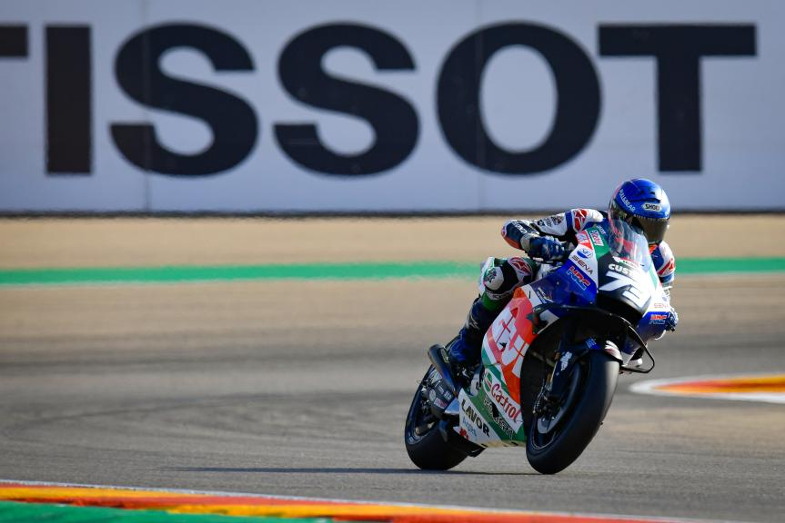 Alex Marquez, LCR Honda Castrol, Gran Premio TISSOT de Aragón