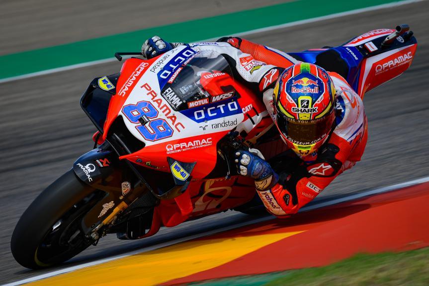 Jorge Martin, Pramac Racing, Gran Premio TISSOT de Aragón
