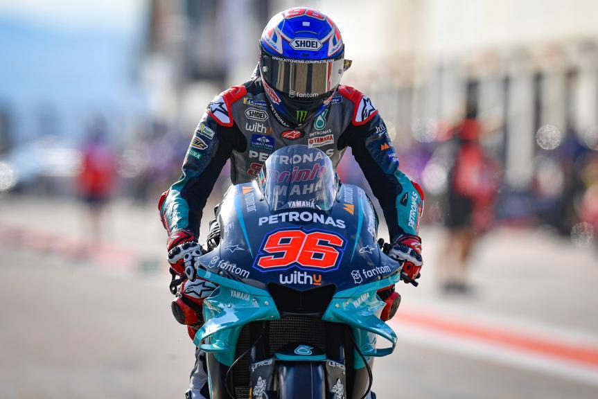 Jake Dixon, Petronas Yamaha STR, Gran Premio TISSOT de Aragón