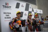 Sam Lowes, Remy Gardner, Raul Fernandez, Gran Premio TISSOT de Aragón