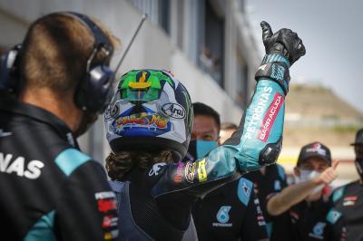 Moto3™ recap: Brilliant Binder back on pole