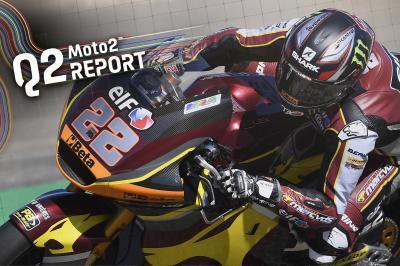 Moto2™ - Lowes écrase les qualifications
