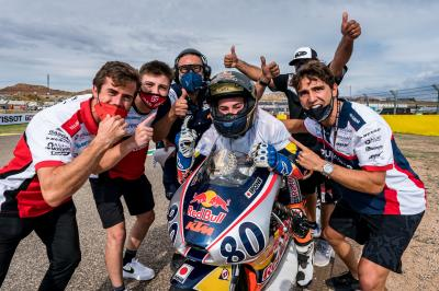 Red Bull Rookies Cup - Holgado s'impose, Alonso champion