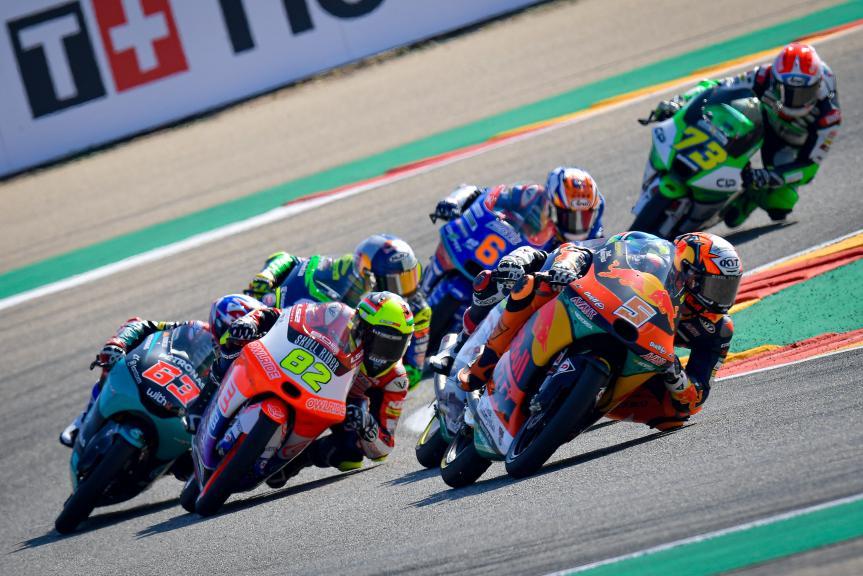 Jaume Masia, Stefano Nepa, Gran Premio TISSOT de Aragón