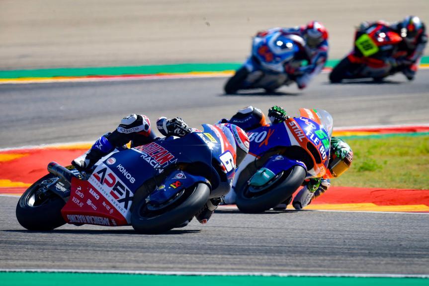 Cameron Beaubier, Stefano Manzi, Gran Premio TISSOT de Aragón