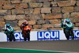Dennis Foggia, Deniz Oncu, Xavier Artigas, , Gran Premio TISSOT de Aragón