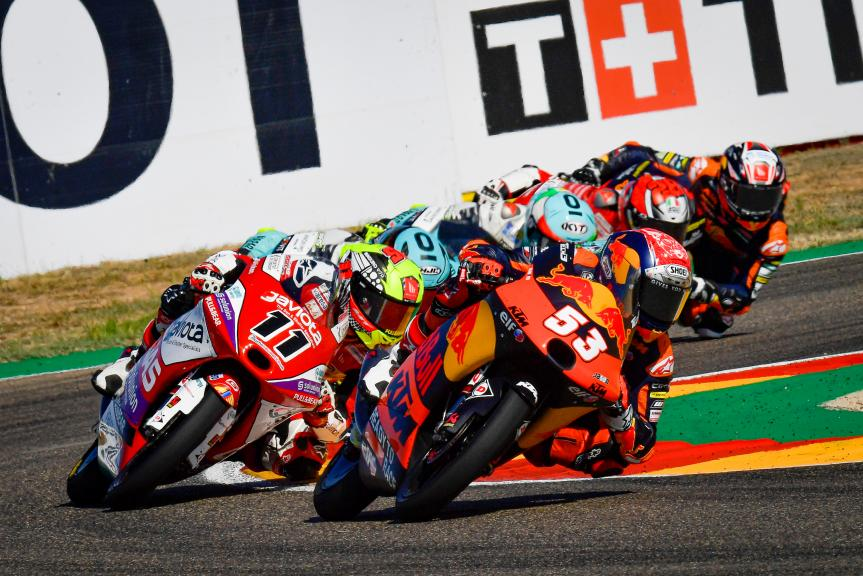 Sergio Garcia, Deniz Oncu, Gran Premio TISSOT de Aragón