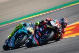 Maverick Viñales, Valentino Rossi, Gran Premio TISSOT de Aragón