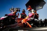 Andrea Migno, Rivacold Snipers Tea, Gran Premio TISSOT de Aragón