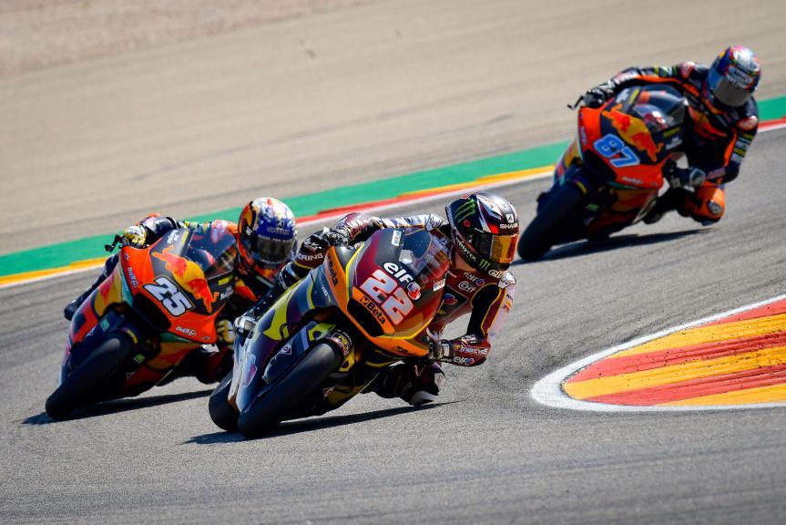 Sam Lowes, Raul Fernandez, Gran Premio TISSOT de Aragón