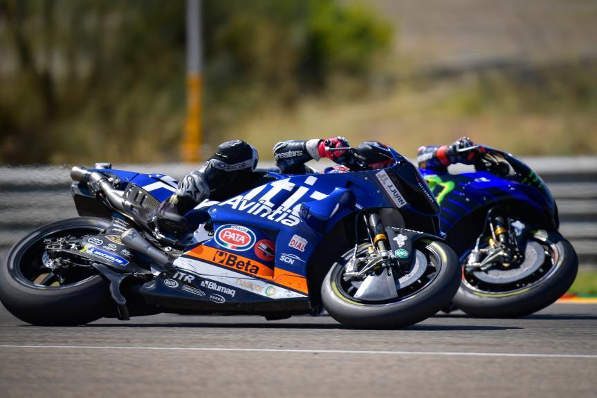 Enea Bastianini, Avintia Esponsorama, Gran Premio TISSOT de Aragón
