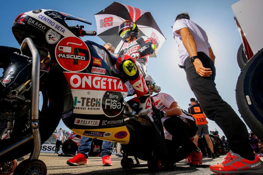 Tatsuki Suzuki, Sic58 Squadra Corse, Gran Premio TISSOT de Aragón