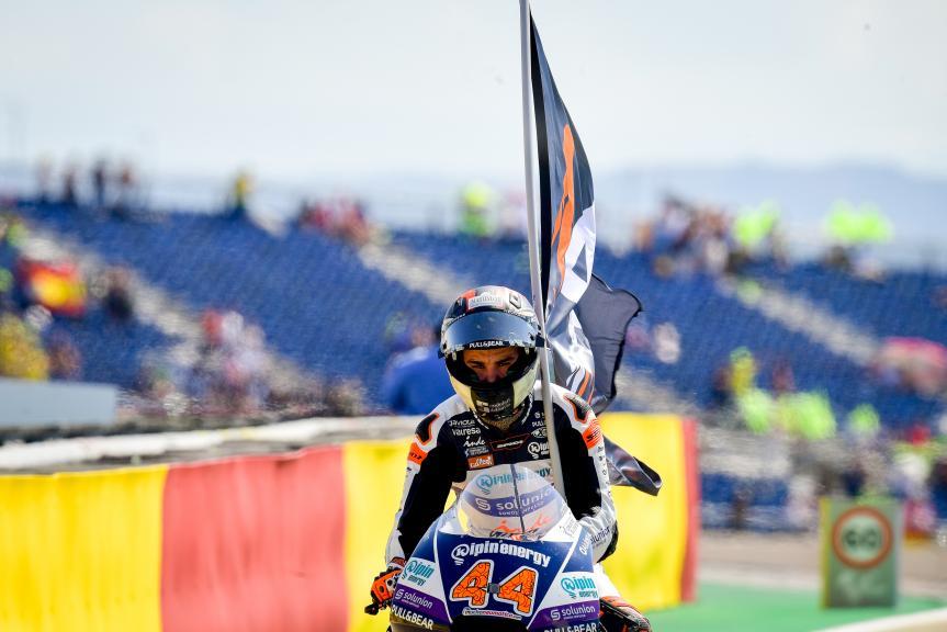Aron Canet, Kipin Energy Aspar Team, Gran Premio TISSOT de Aragón